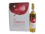 仙阁苹果醋饮品750ml×6瓶箱装