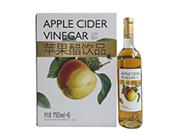 仙阁苹果醋饮品750ml×6瓶