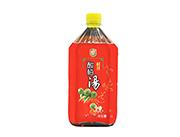 东皇太一桂花酸梅汤饮料1L(小口瓶)