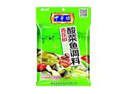 霖积青花椒酸菜鱼调料360g
