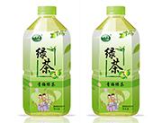 九里源青梅绿茶饮料1L