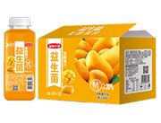 五福小�益生菌�l酵�秃闲兔⒐�汁�料420ml×15瓶
