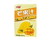 伊丽澳芒果汁饮料250ml