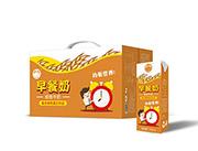 慧友早餐奶核桃牛奶250ml礼盒