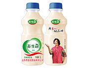养生冠乳酸菌饮品1L原味