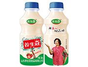 养生冠乳酸菌饮品340ml草莓味