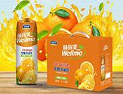 味你美柳橙汁饮料
