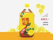 柠檬红茶饮料1L