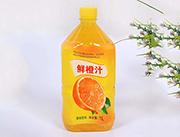 心悦动鲜橙汁饮料1L