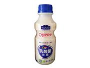 双慧优粒多原味乳酸菌饮品340ml