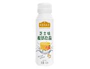 双慧优粒多芝士味酸奶饮品310ml