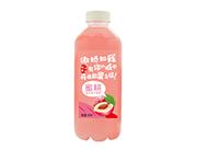 怀庆家园蜜桃复合果汁饮料410ml