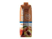 鲜实多蜜桃汁1L