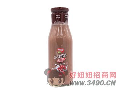 世鸿五谷粗粮鲜磨红豆汁lehu国际app下载1L