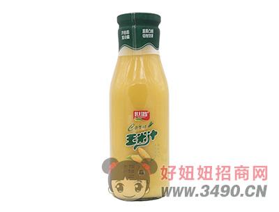 世鸿鲜榨玉米汁饮料1L