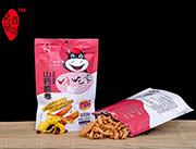 鑫晟茗品嗨吃家番茄味山药脆卷138g