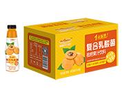 万里山河复合乳酸菌枇杷果汁饮料485ml×15瓶