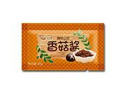 辣味山珍香菇酱(半固态调味料)20克-太太笑
