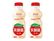 时小福草莓味乳酸菌饮品340ml