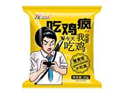 天虹欣秀蟹黄味干吃面56g