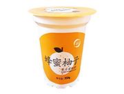 谷?#21697;?#34588;柚子果汁茶饮料350g