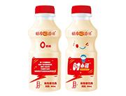 时小福草莓味乳酸菌饮品340ml瓶装