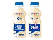 时小福原味乳酸菌饮品340ml瓶装