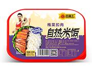 旺福王梅菜扣肉自热米饭400g