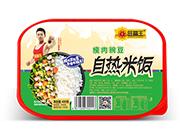 旺福王�C肉豌豆自热米饭400g