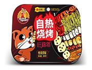 旺福王旺福猫自热烧烤266g
