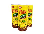 恋爱果实柠檬茶罐装245ml