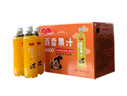 恋爱果实益生菌发酵百香果汁