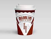江中-酸梅汤杯装饮品