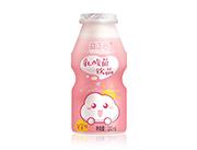 益正元草莓味乳酸菌�品100ml