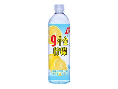 9个金柠檬果味饮品