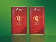 山宝树清香型山茶油(铁盒装)