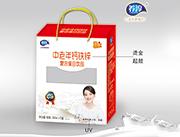 养淳中老年钙铁锌复合蛋白饮品250ml×12盒开窗礼盒