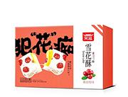宋廷犯花痴雪花酥盒装蔓越莓味