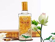 韩水缘米香型白酒瓶装