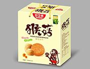 好卫来猴菇饼干箱装