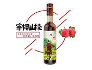 宰相山楂饮品玻璃瓶装