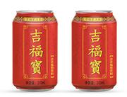 吉福��凉茶植物饮料310ml