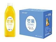 三分天地芒果复合果汁饮料1.18L×6瓶