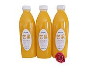 三分天地芒果复合果汁饮料1.18L