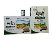 品优园豆奶植物蛋白饮料