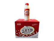品优园红枣牛奶乳酸菌饮品450ml×12瓶