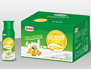 品优园黄桃味纯发酵乳酸菌饮品300ml×20瓶