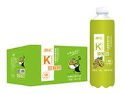 宜泉猕猴桃益生菌发酵复合果汁饮料1.08L×8瓶