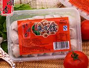 手工鱼皮饺250g百年潮香