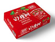 领露山楂树原味野山楂汁饮料箱装